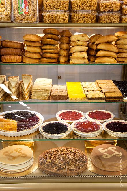 Татарские пироги. Атриум