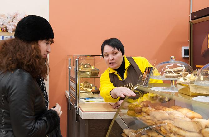 Татарские пироги. БЦ Румянцево