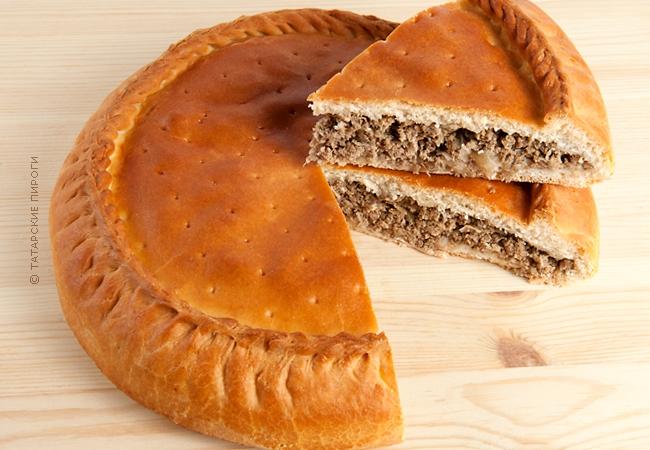 Домашние татарские пироги - достойное угощение для гостей